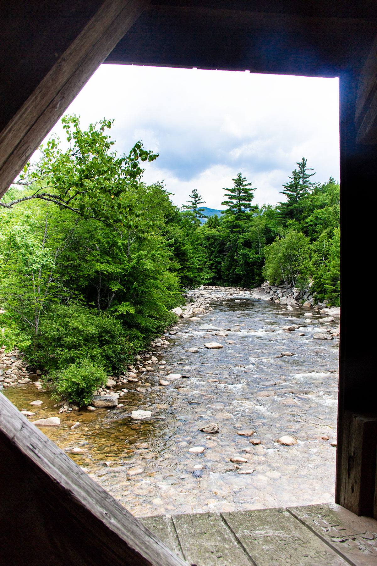 Albany-Covered-Bridge-of-the-Kancamagus-White-Mountains