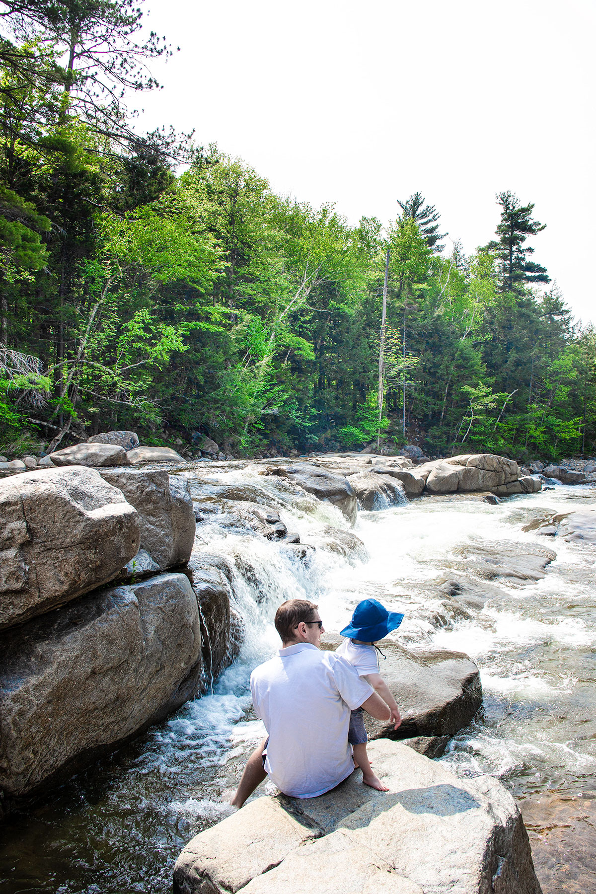 White-Mountains-NH-Lower-Falls-Scenic-Area-Kancamagus