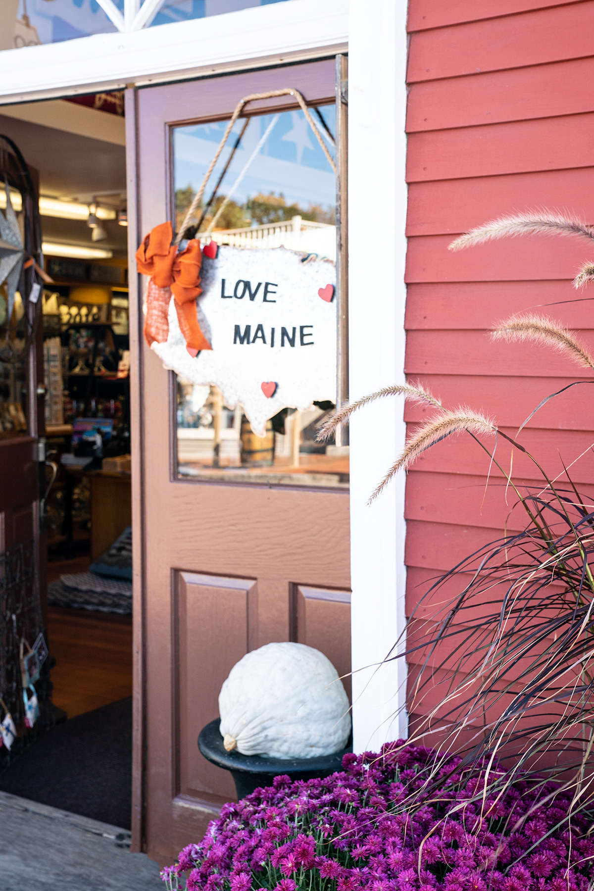 Autumn-Kennebuunkport-Maine-Downtown