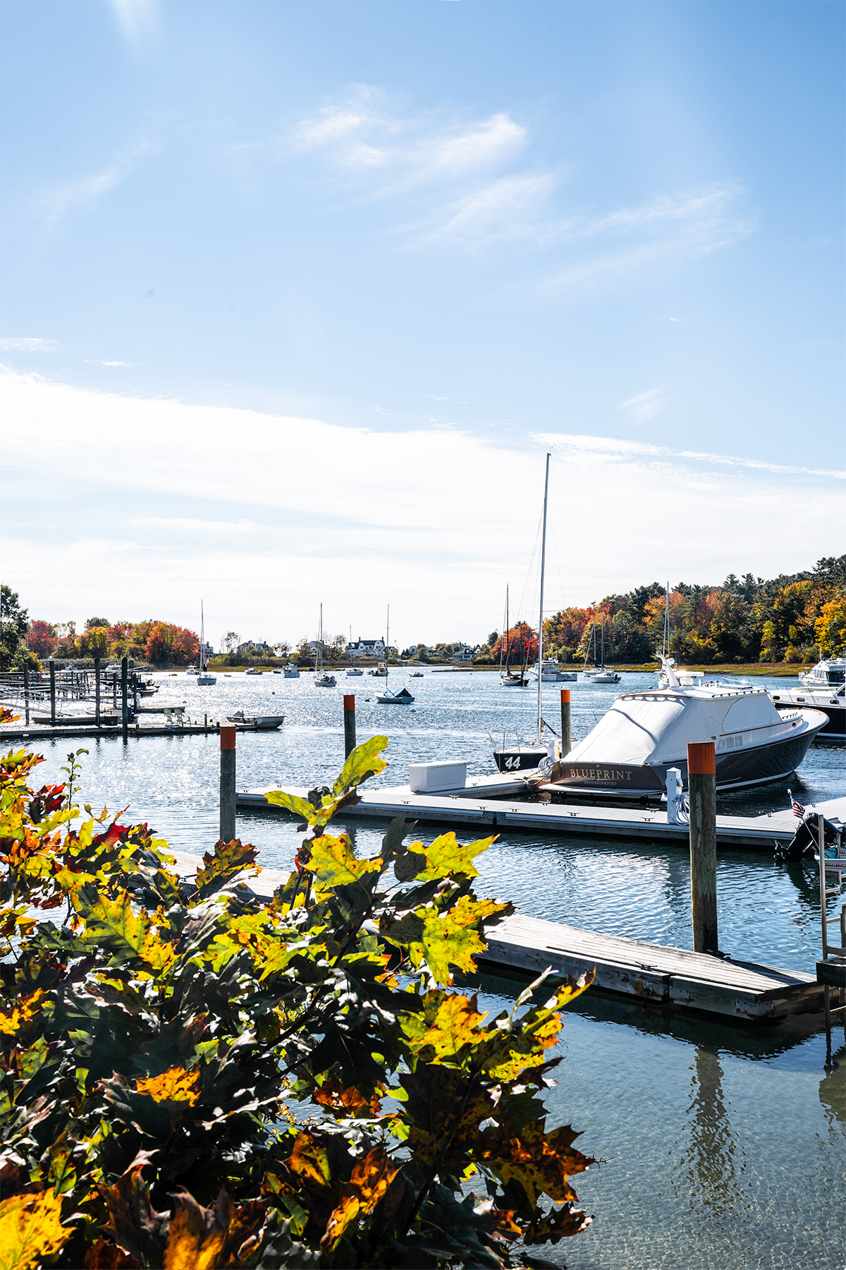 Kennebunkport-Maine-in-Autumn