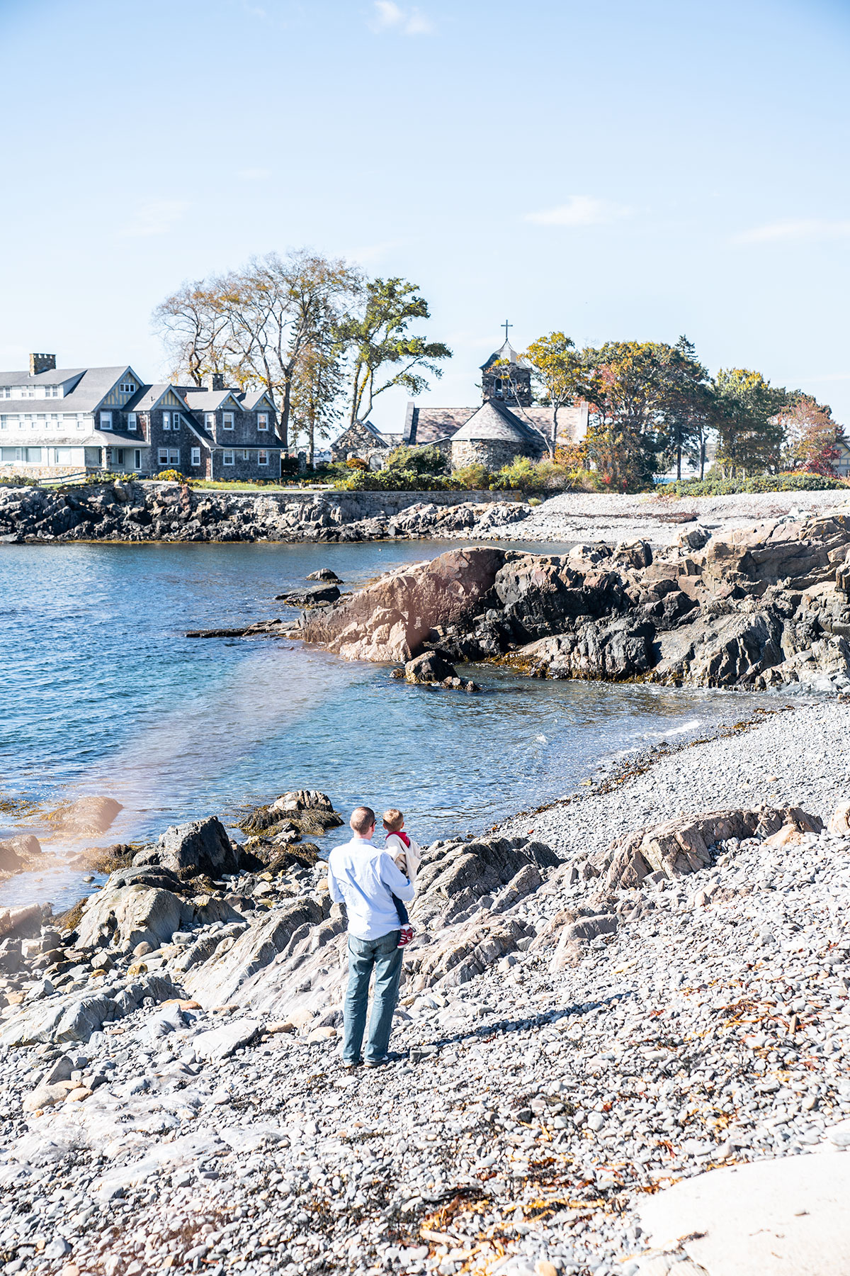 Saint-Annes-Church-Kennebunkport-Maine-in-Autumn