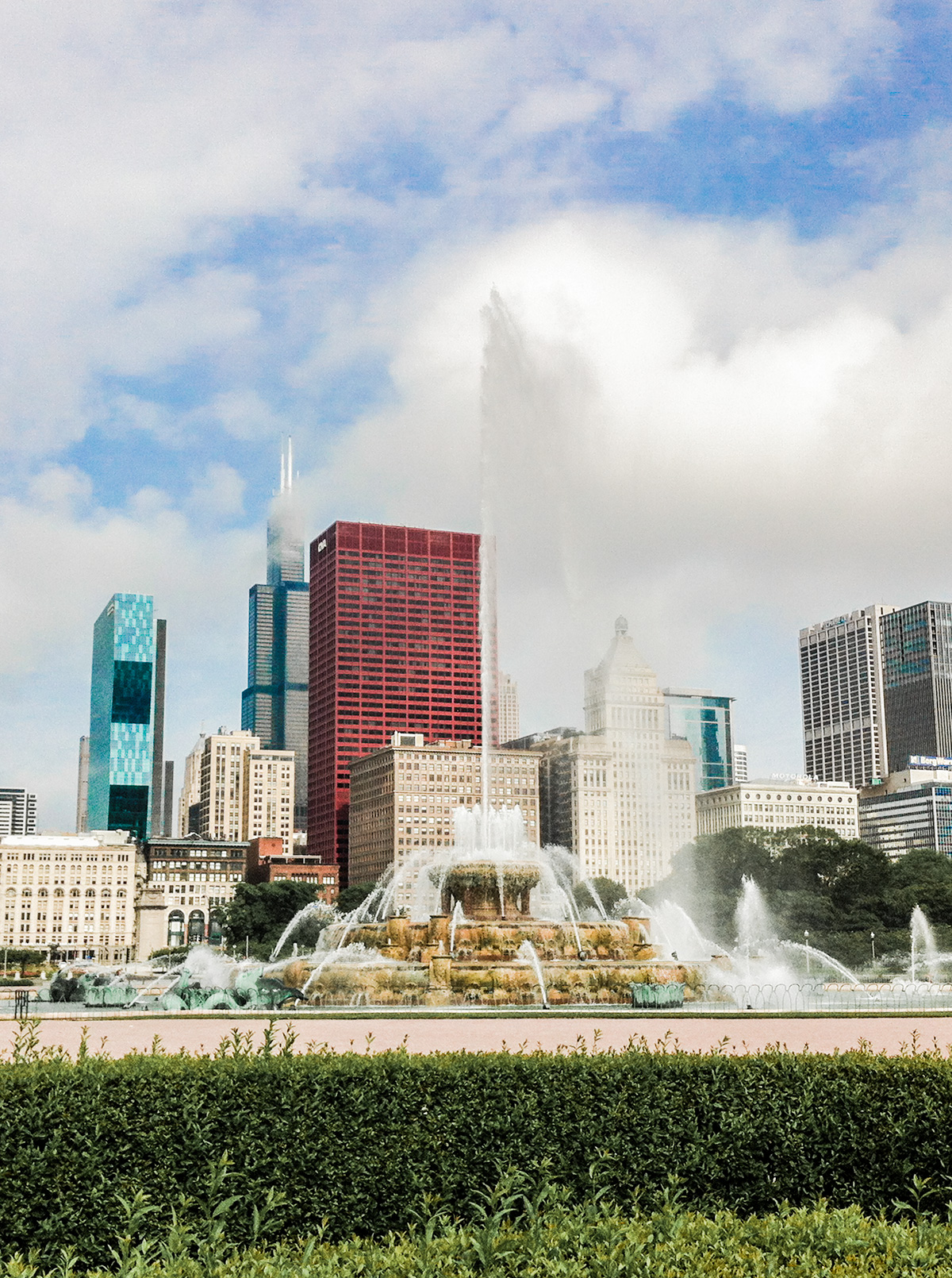 Buckingham-Fountain-Chicago-Illinois