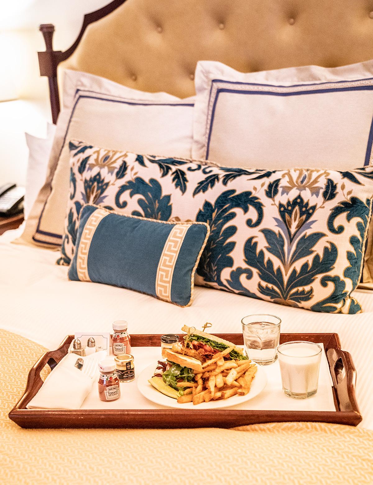 Room-Service-at-The-Jefferson-Hotel-Richmond