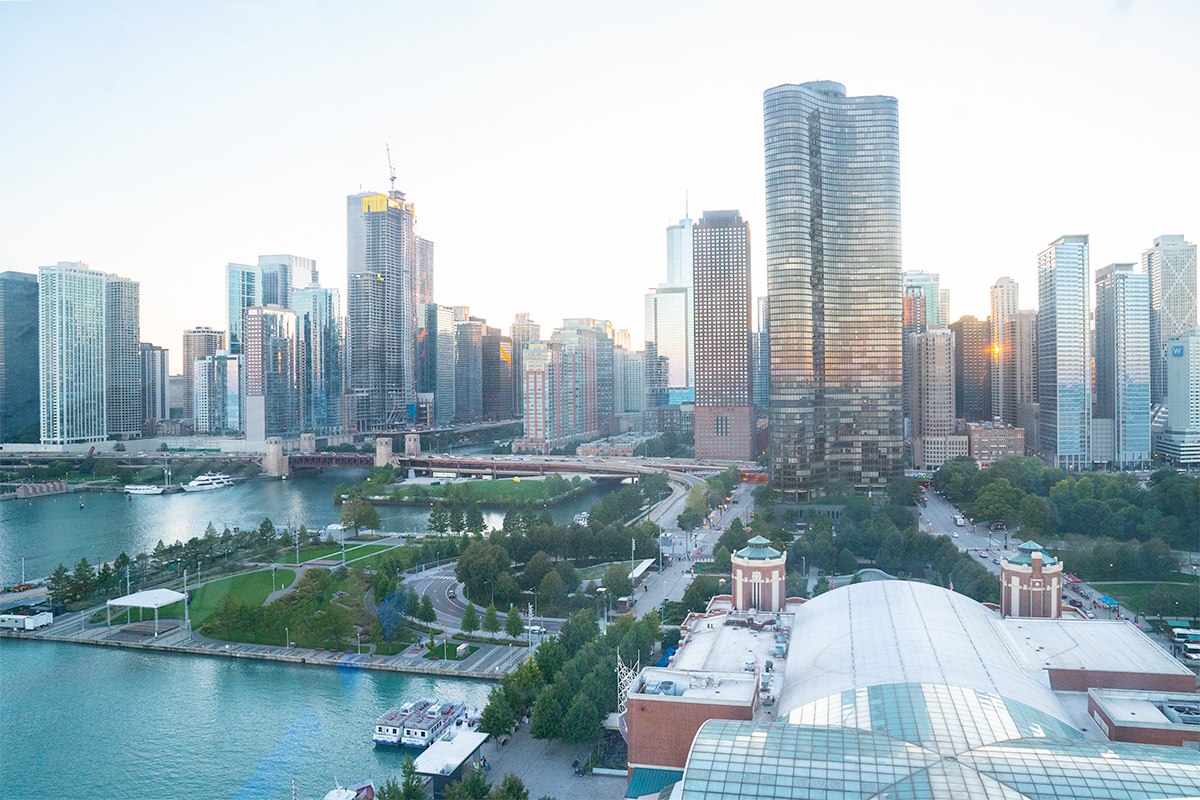 View-from-Centennial-Wheel-Chicago
