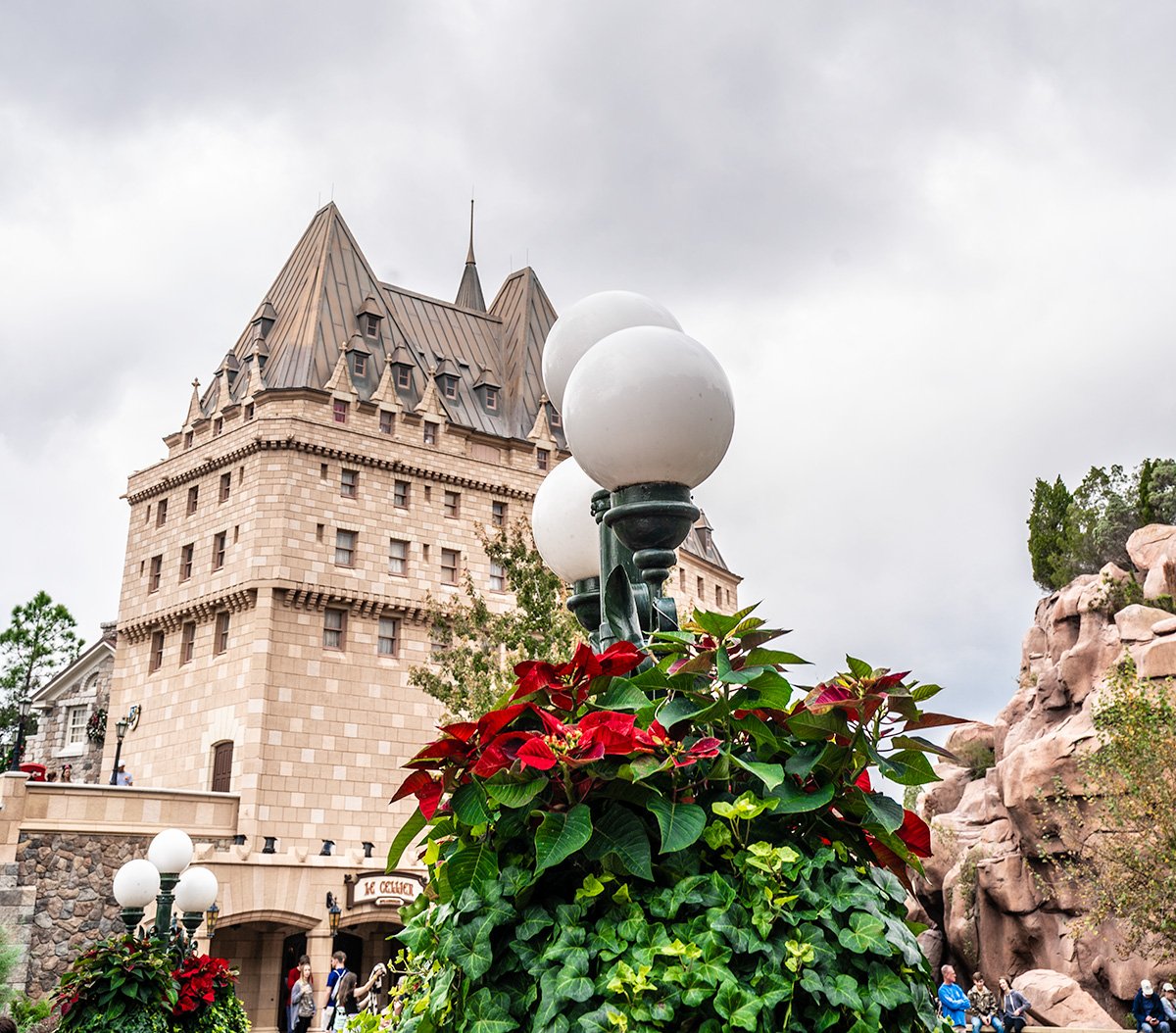 Canada-at-Christmas-Disneys-Epcot