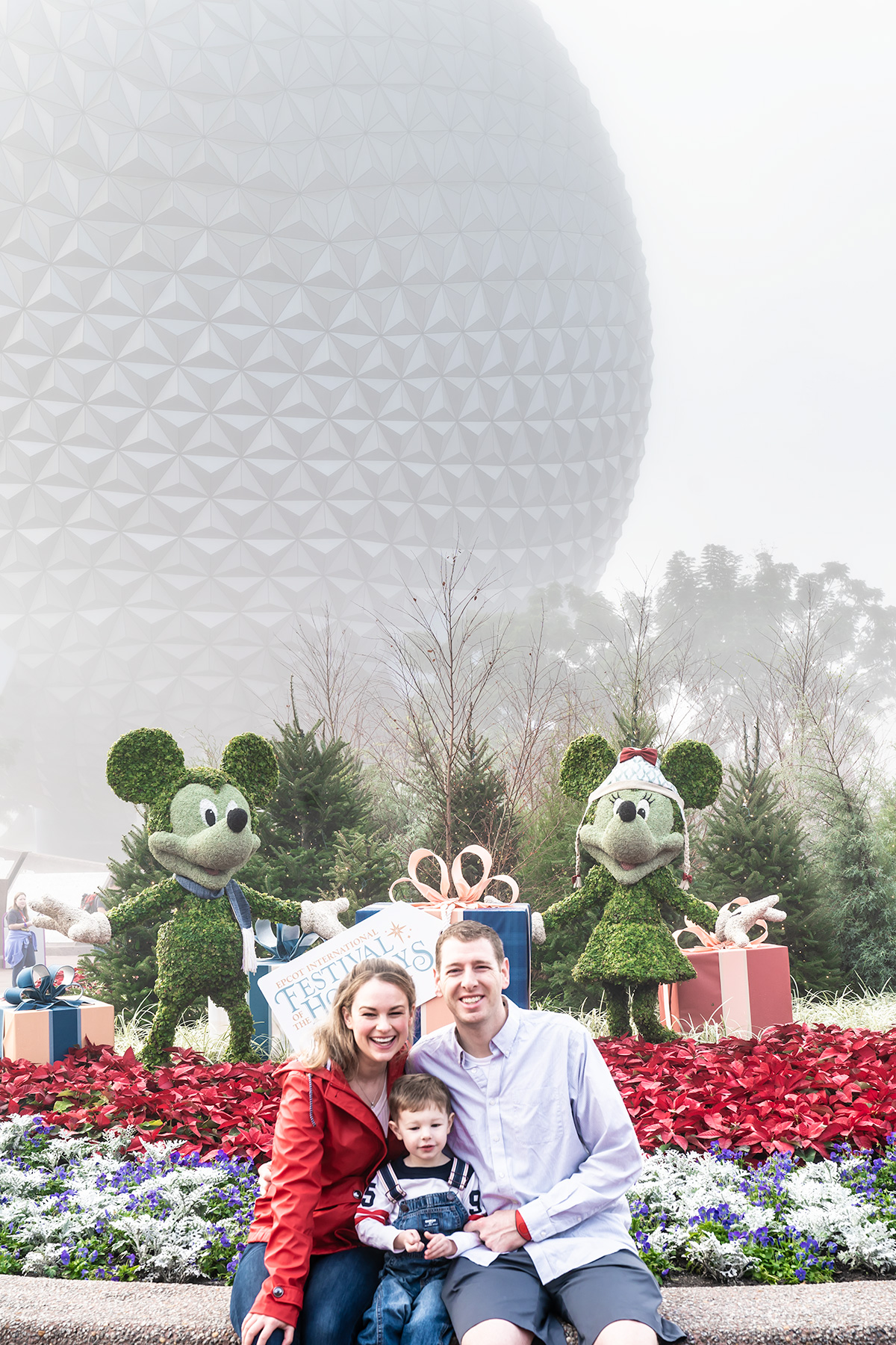 Us-at-Disneys-Epcot-at-Christmas