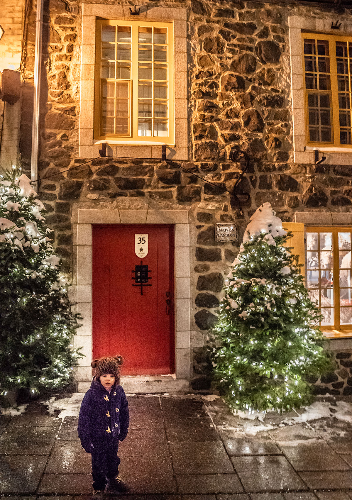 Holidays-at-Quartier-Petite-Champlain-Quebec