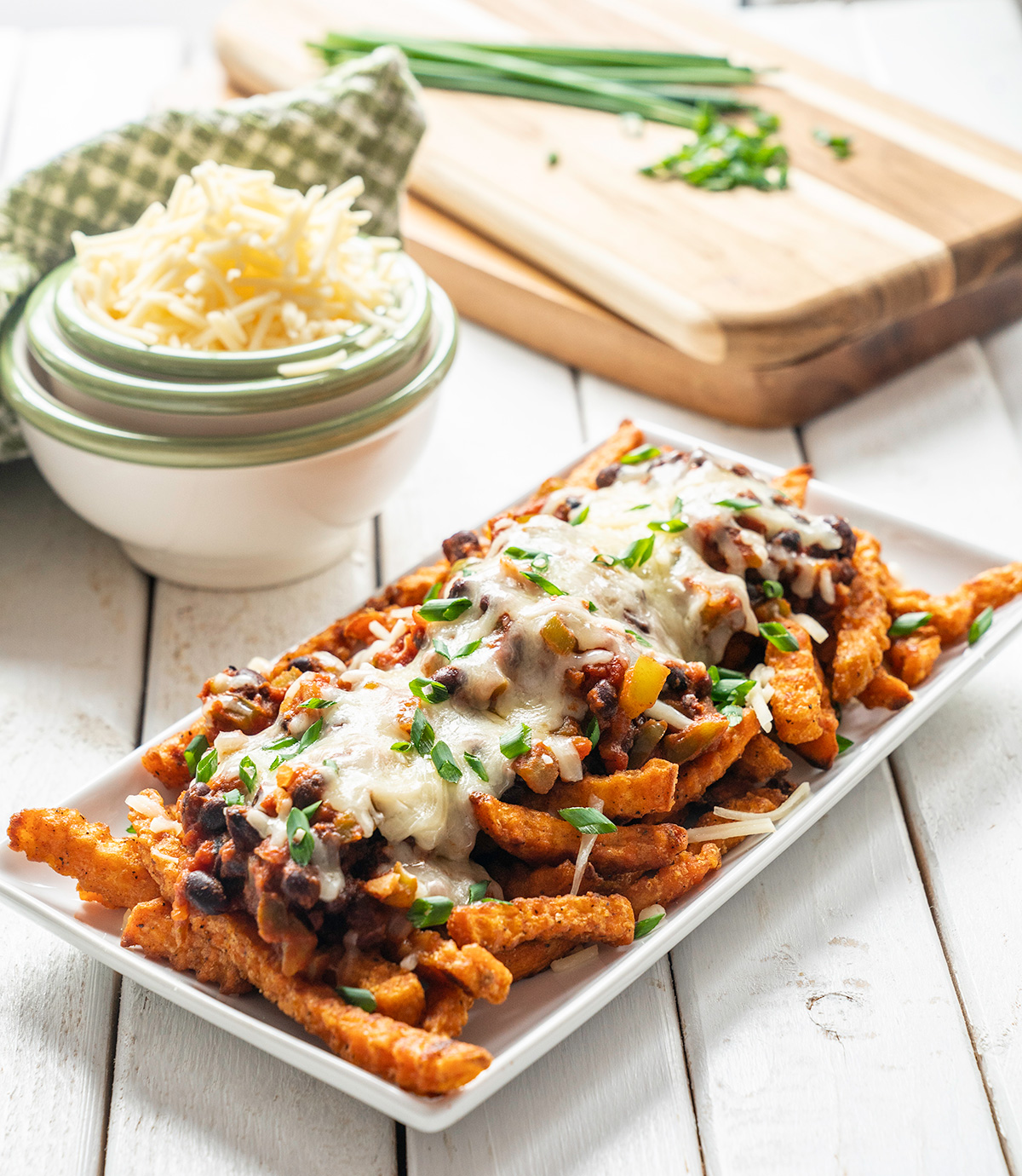 Vegetarian-Chili-Cheese-Fries-Healthy