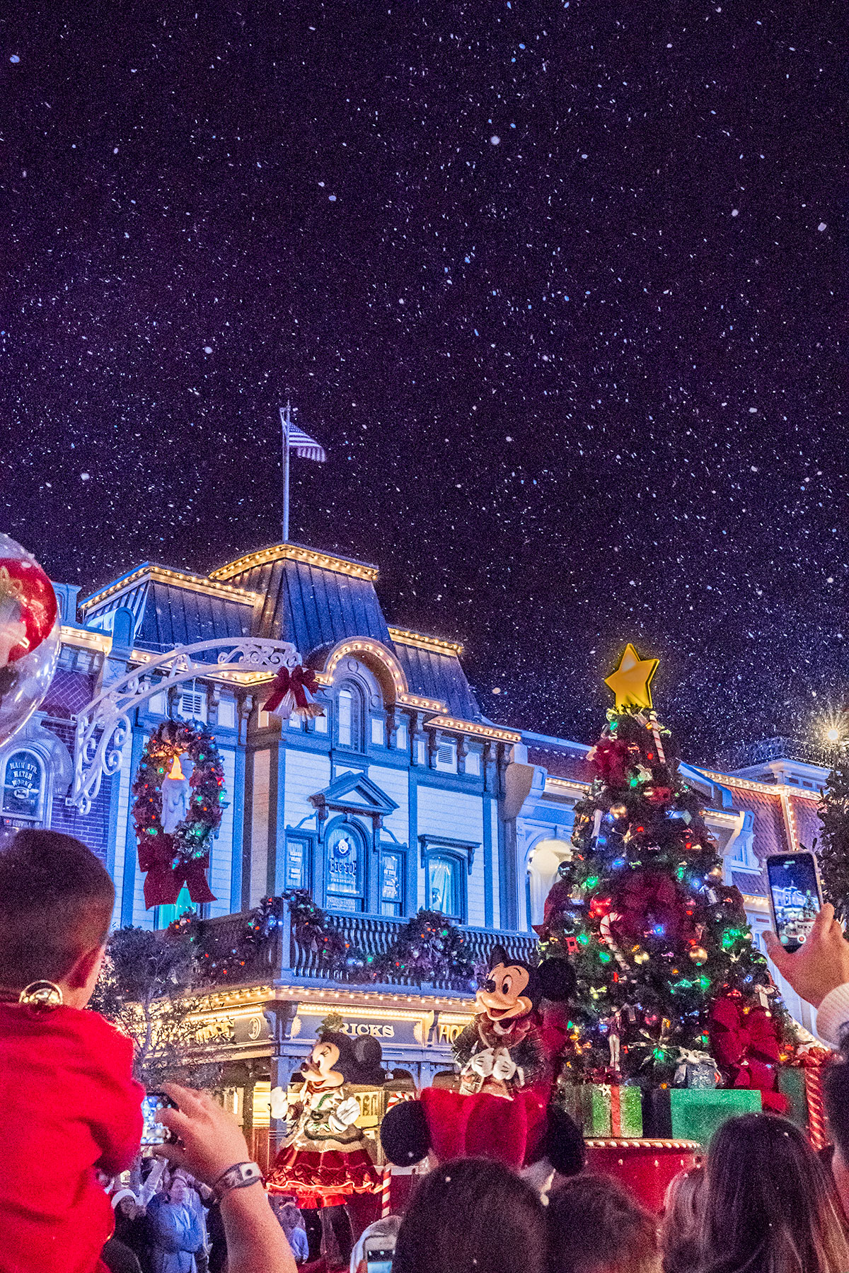 Christmas-Holiday-Parade-Disneys-Magic-Kingdom