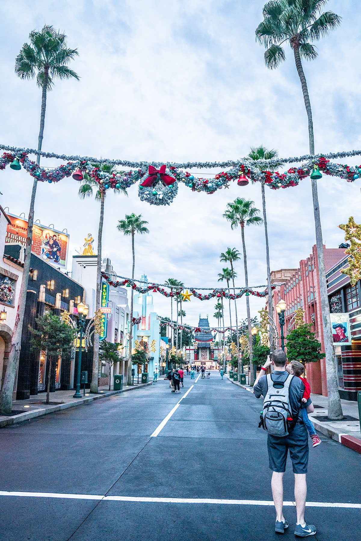 Christmas-at-Hollywood-Studios-Walt-Disney-World