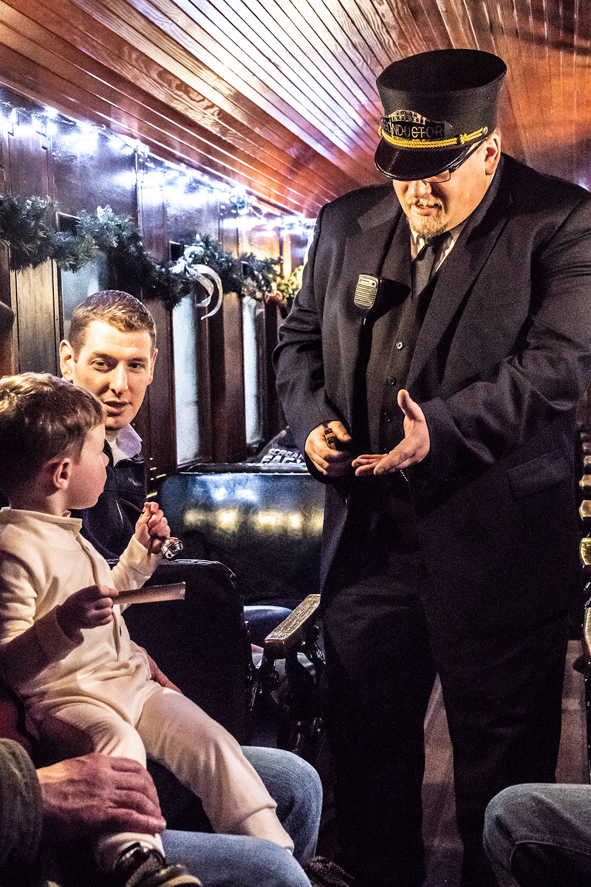 Metting-the-Conductor-of-The-Polar-Express-Maine