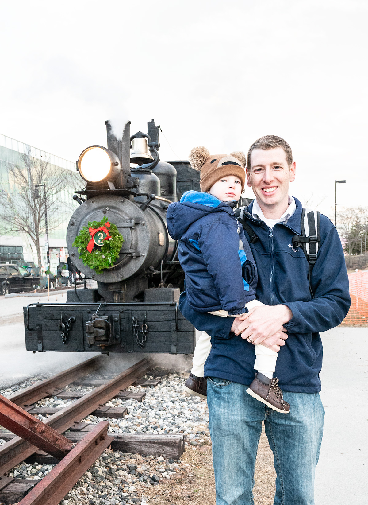Trevor-at-Polar-Express-Portland