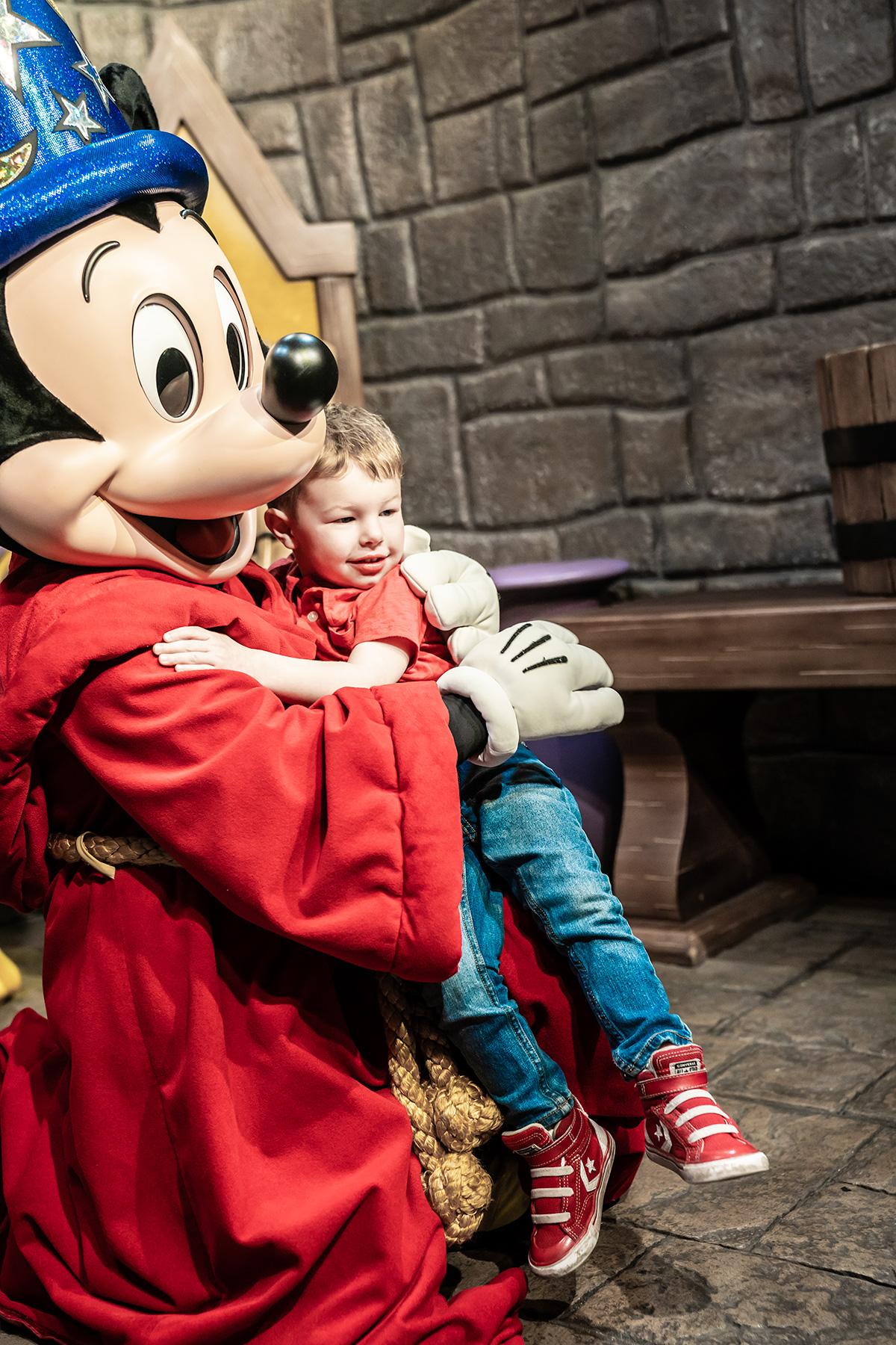 Tru-Meets-Mickey