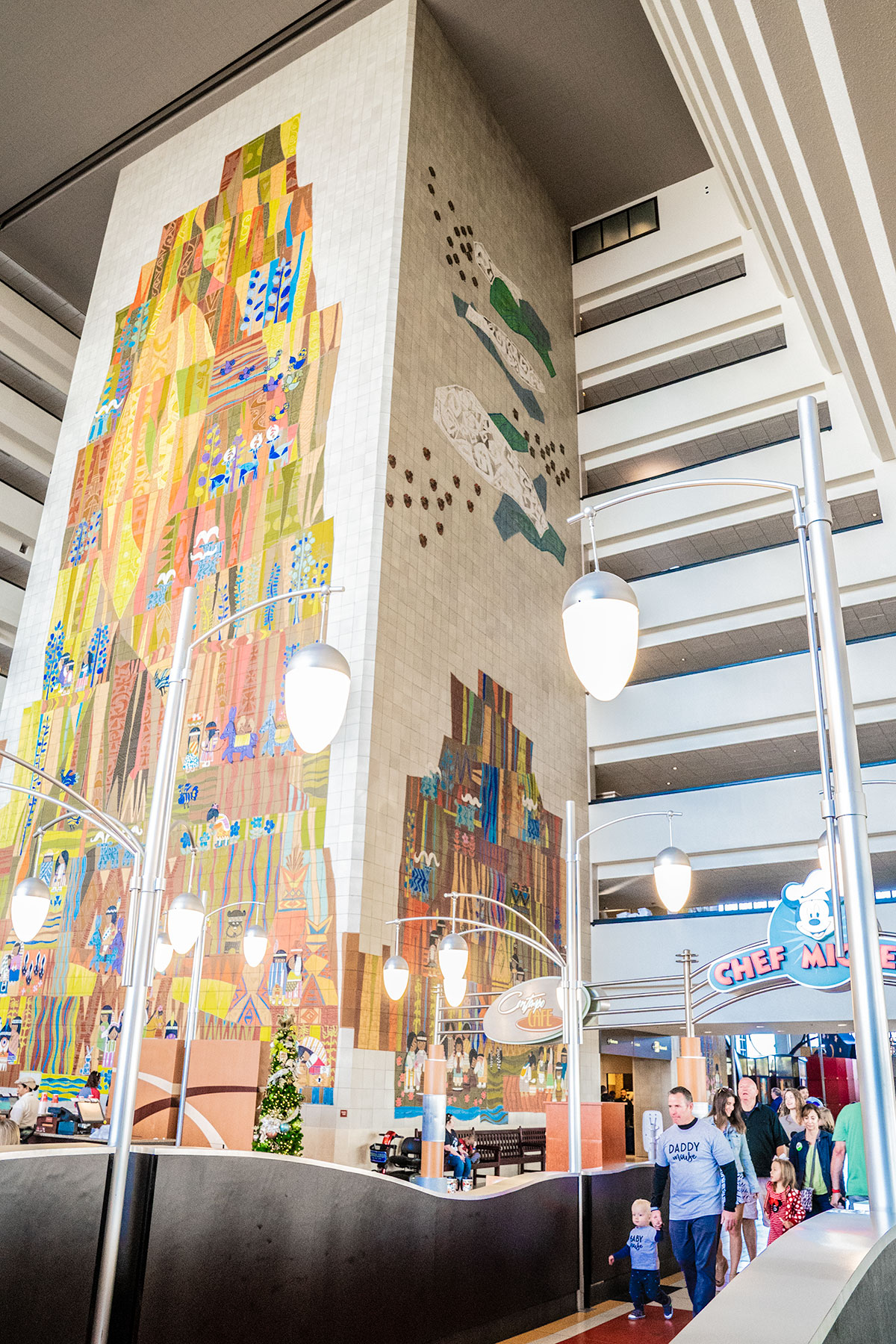 Chef-Mickeys-and-Mural-Contemporary-Resort-Disney-World