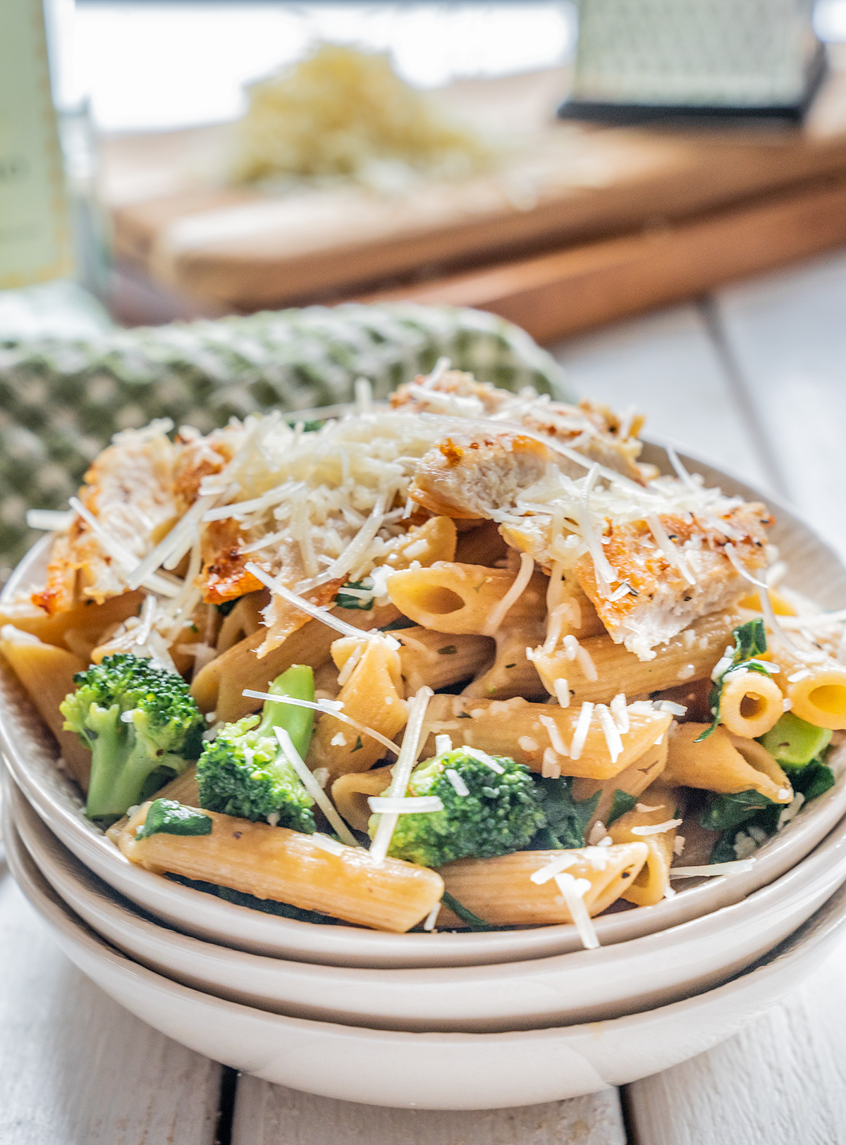 Chicken-Broccoli-Pasta-Penne