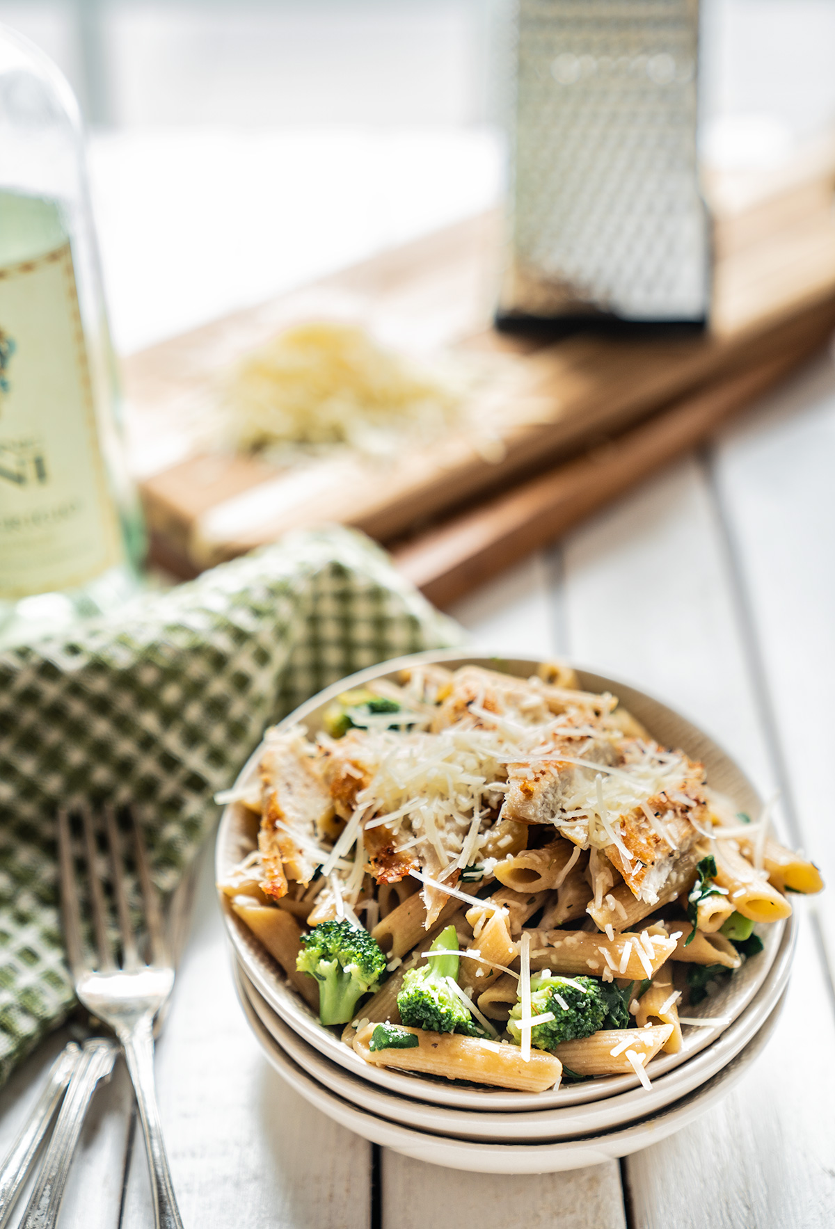 Chicken-Broccoli-Pasta-with-Parmesan