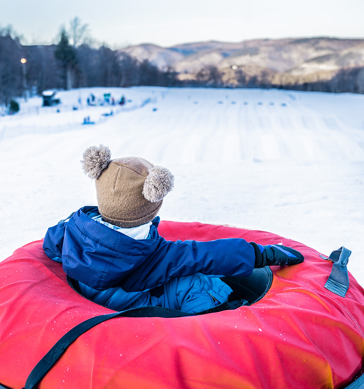 Snow-Tubing-Killington-Vermont