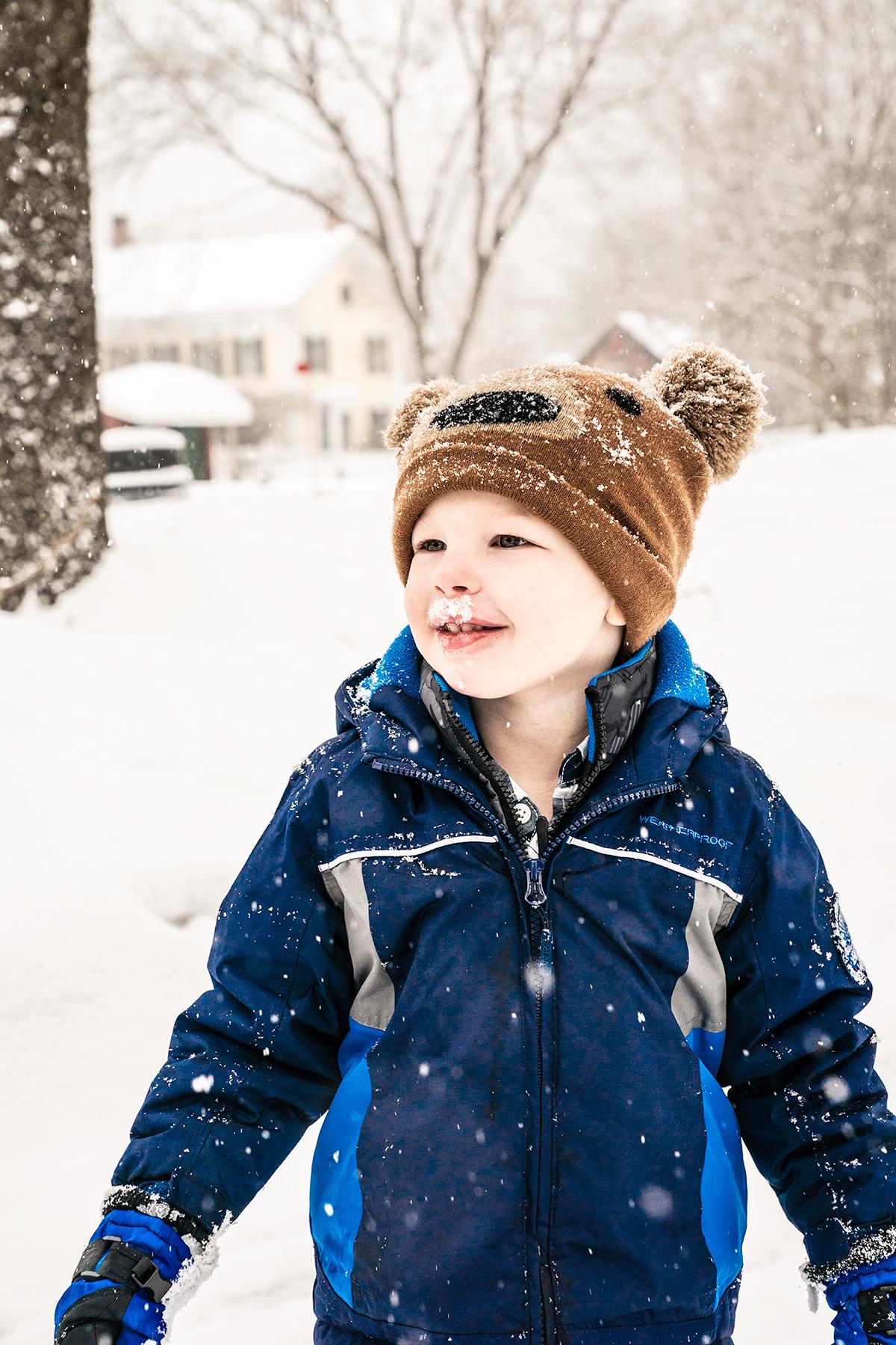 Snowy-Day-Woodstock-Vermont