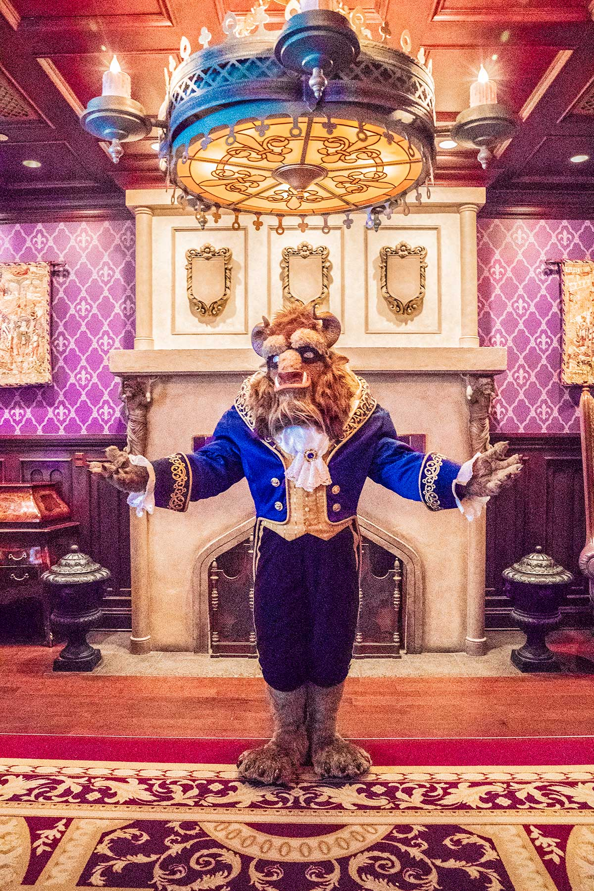The-Beast-Disneys-Magic-Kingdom