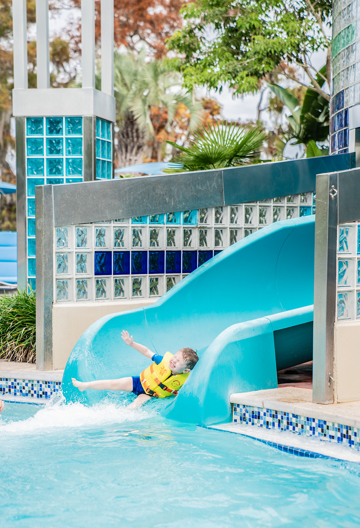 Water-Slide-at-Walt-Disney-Contemporary-Resort