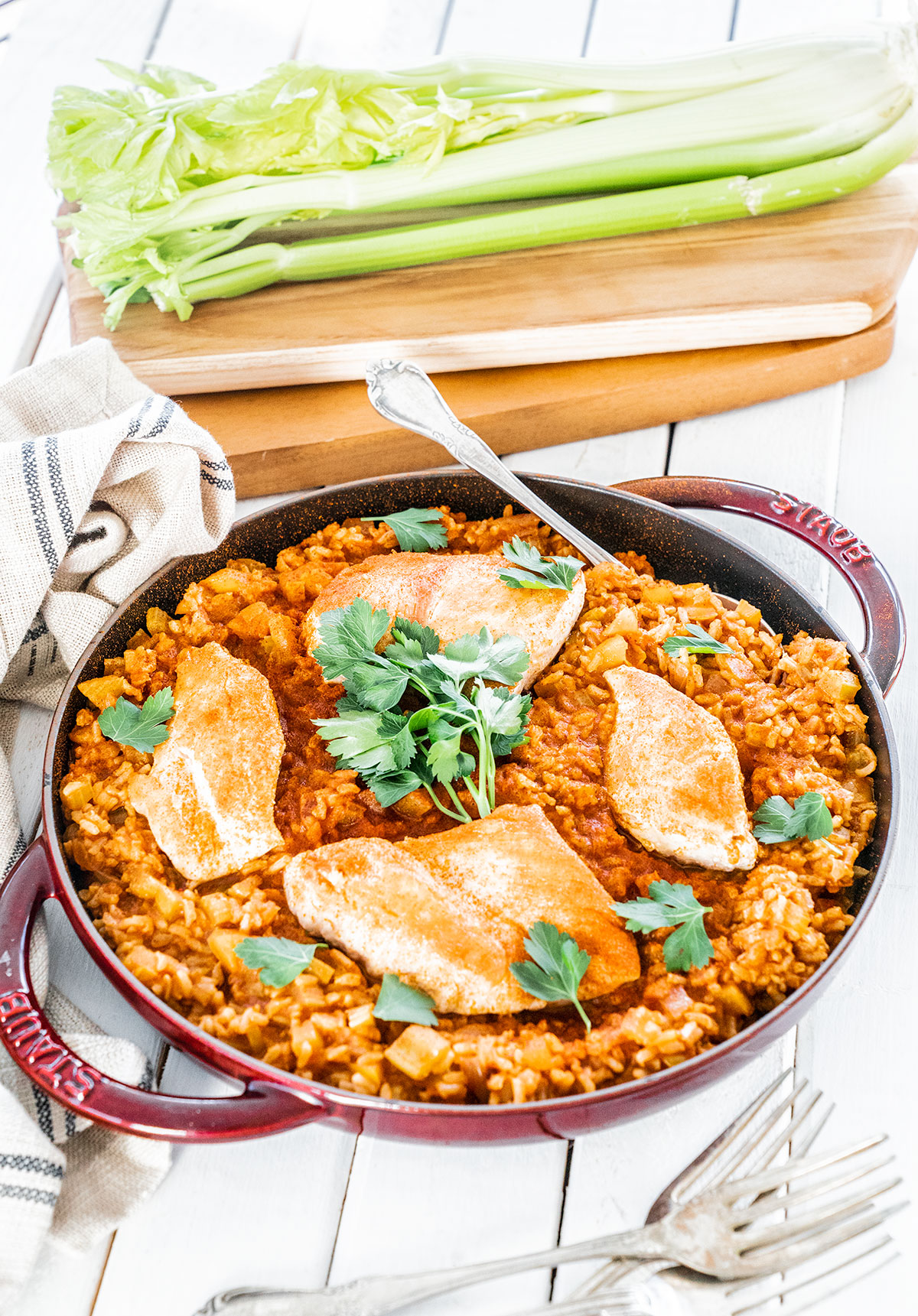 Easy-One-Pot-Arroz-Con-Pollo-Recipe