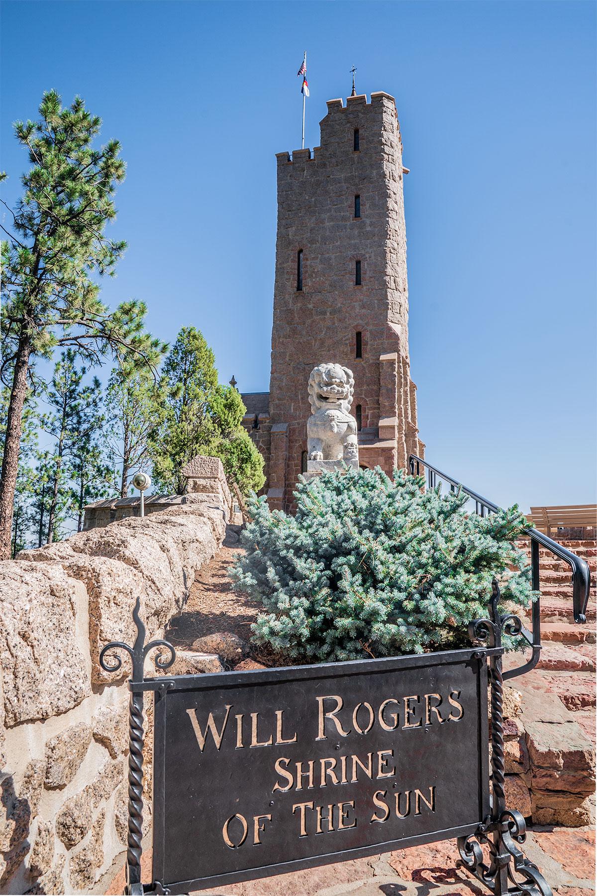 Colorado-Springs-and-Will-Rogers-Shrine-of-the-Sun-Colorado-Springs