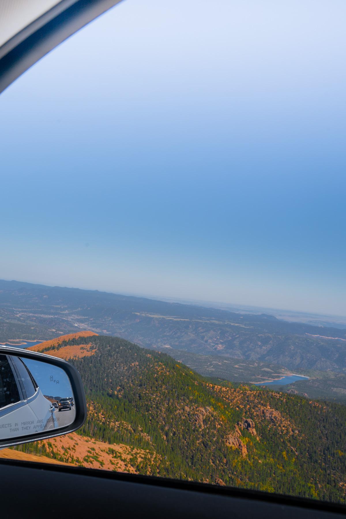 Harrowing-Drive-Up-Pikes-Peak-Colorado