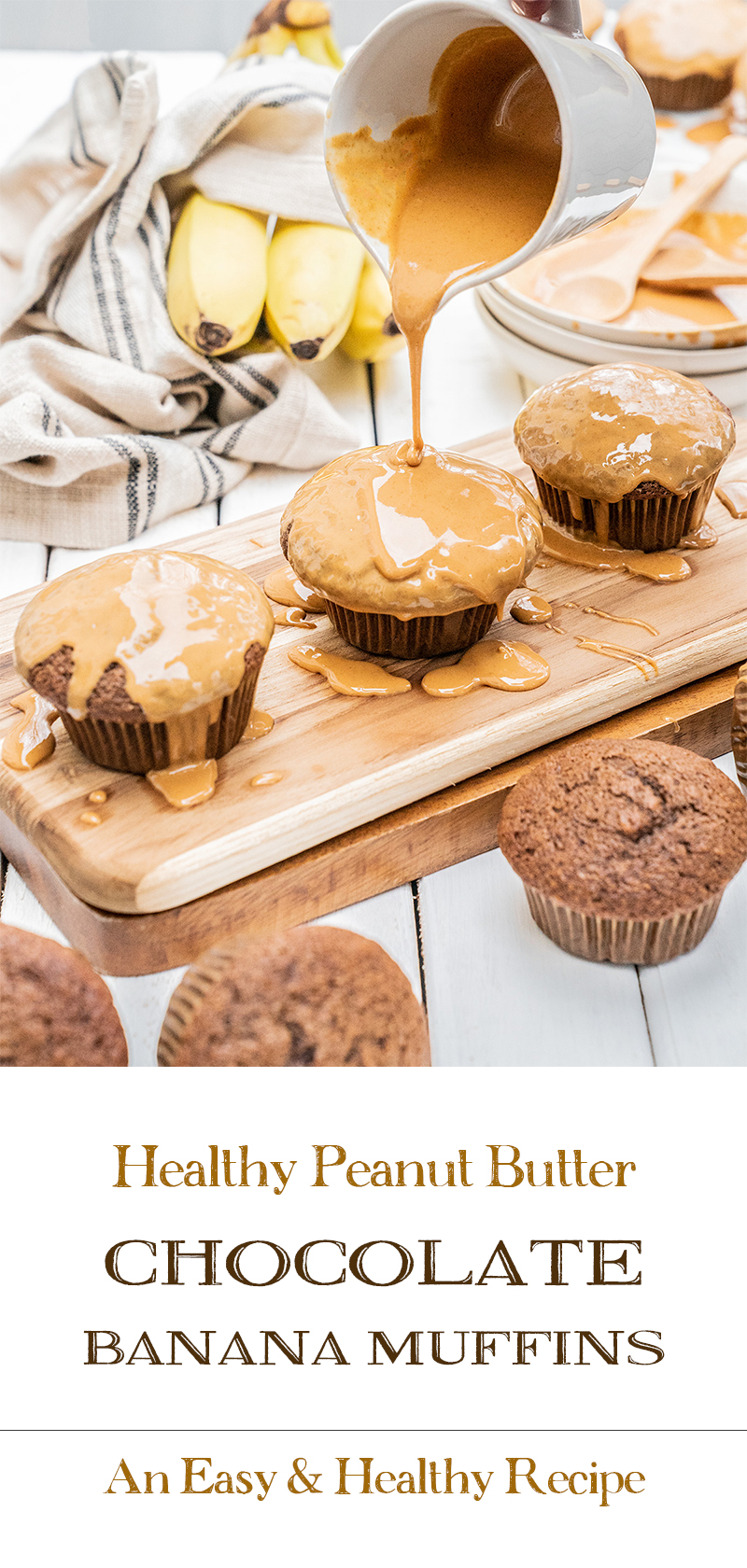 Healthy-Peanut-Butter-Chocolate-Banana-Muffins-Recipe