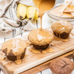 Chocolate-Banana-Muffins-with-Peanut-Butter-Drizzle