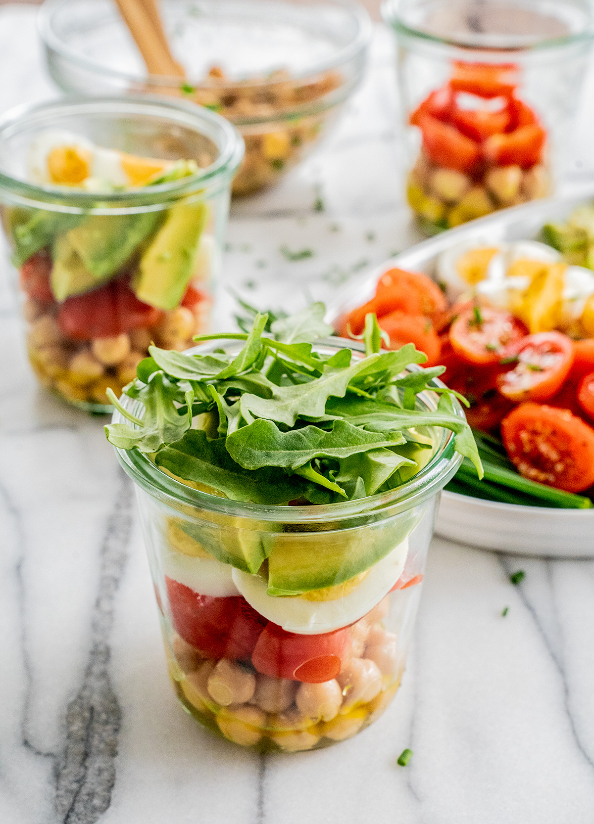 Egg-and-Avocado-Marinated-Chickpea-Pots