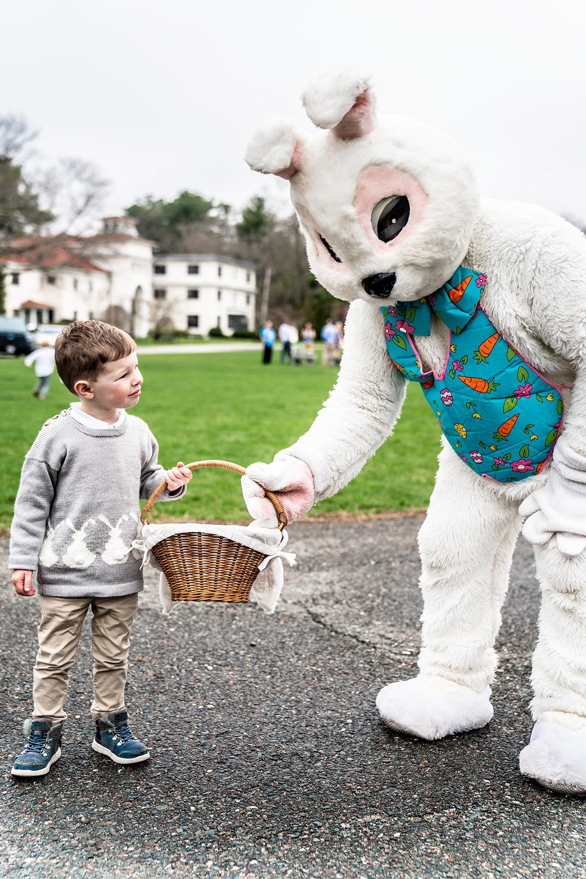 Tru-with-mister-bunny