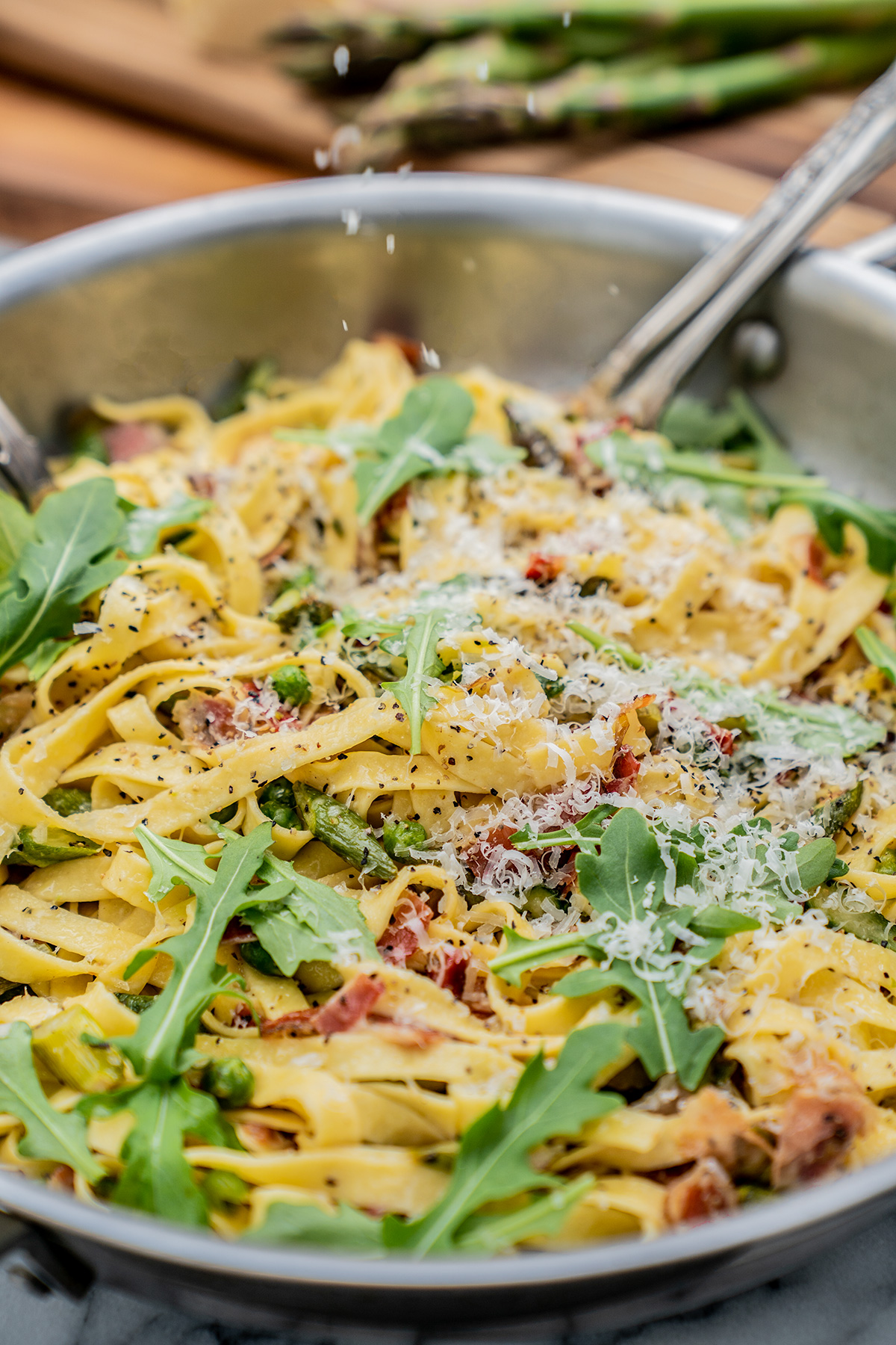 Bacon-and-Asparagus-Cacio-e-Pepe