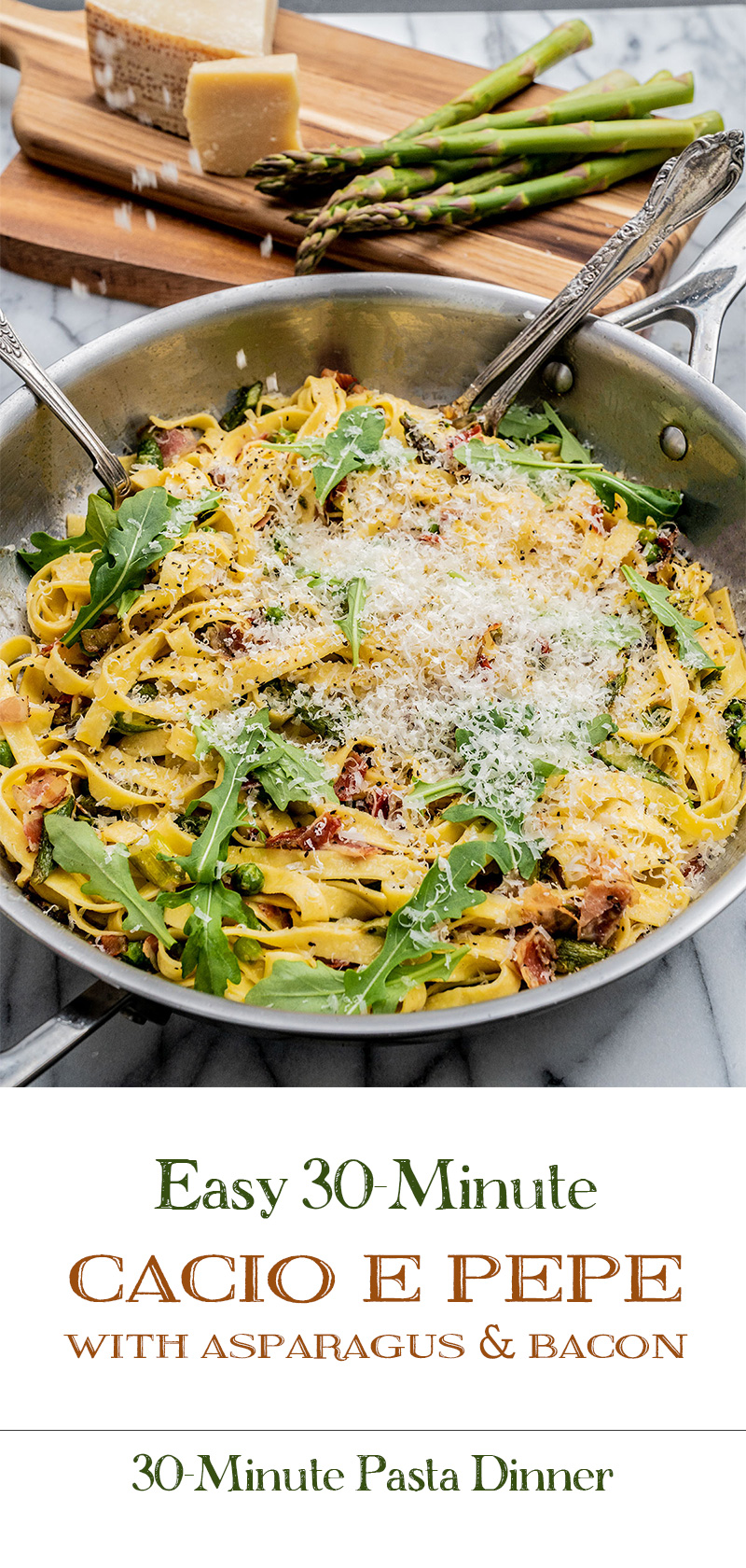 Easy-30-Minute-Cacio-e-Pepe-with-Asparagus-and-Bacon
