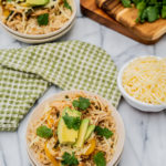 Easy-Weeknight-Slow-Cooker-Chicken-Fajita-Bowls