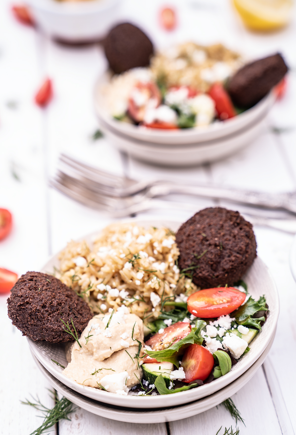 Falafel-Bowls-with-Rice-and-Feta
