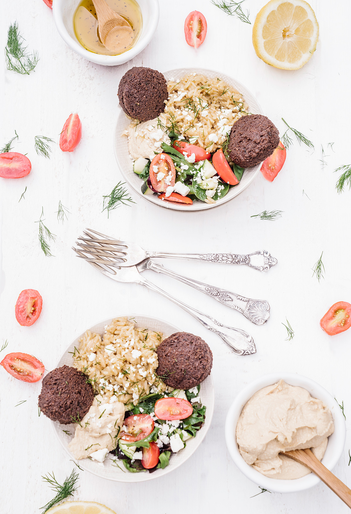 Falafel-Rice-Bowls-with-Salad-and-Feta