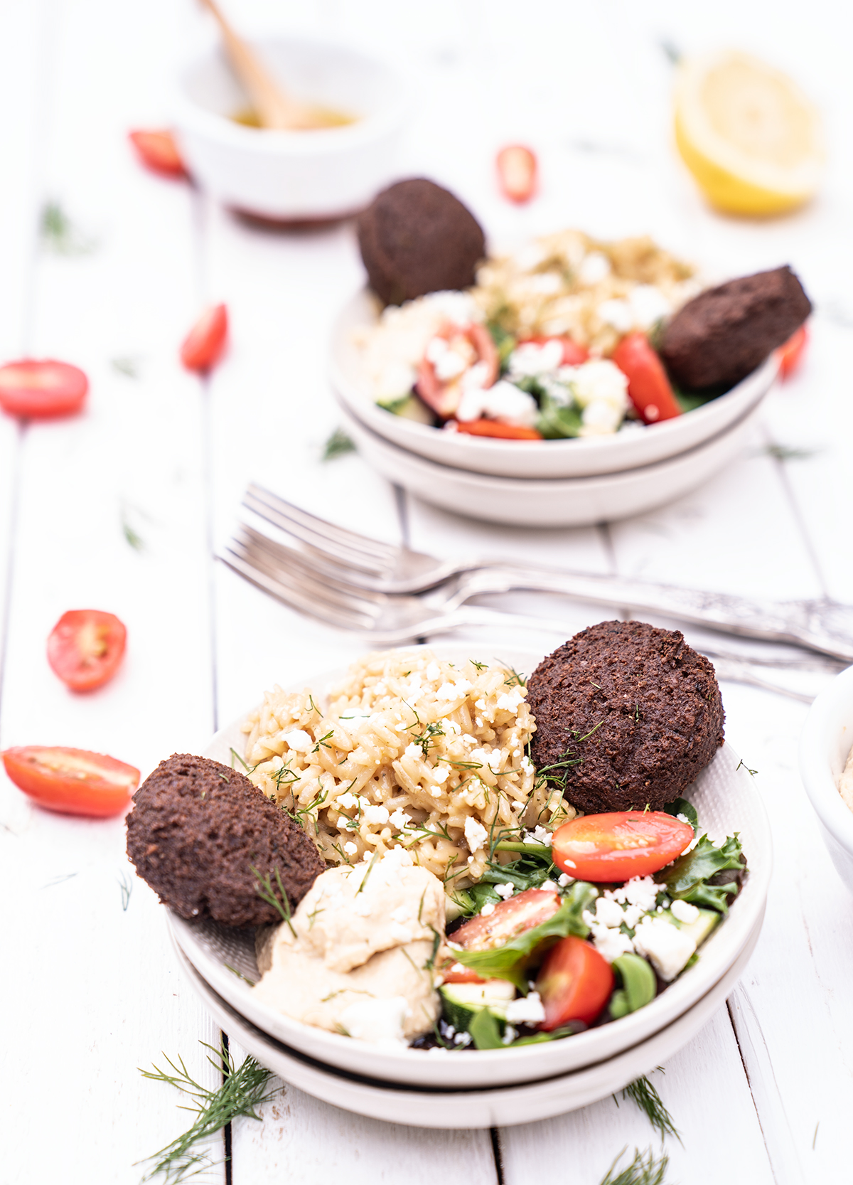 Greek-Falafel-Rice-Bowl