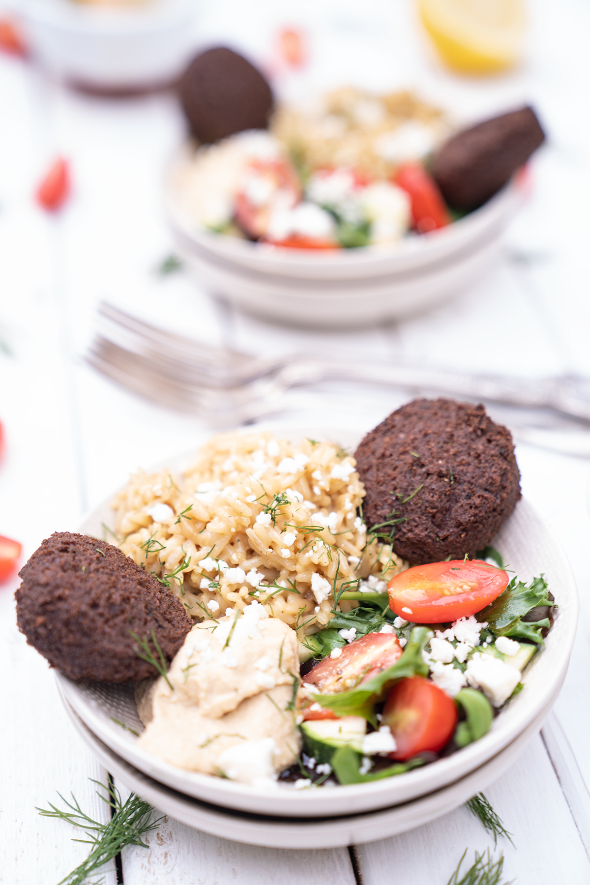 Greek-Rice-Bowls-with-Falafel