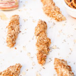 Honey-Mustard-Pretzel-Chicken-Strips