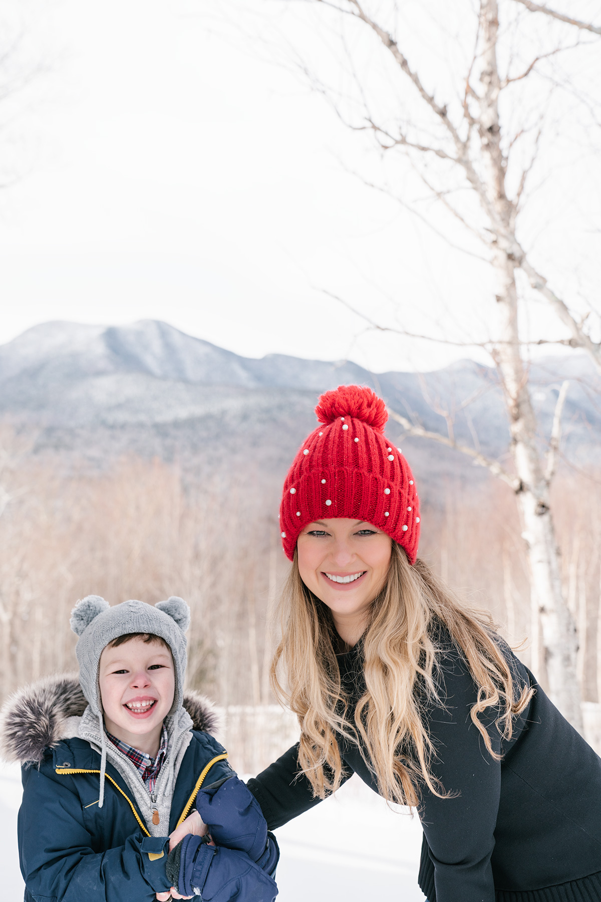 Family-Travel-Journal-Lincoln-NH-in-Winter